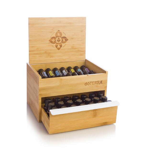 dōTERRA Bamboo Box (single drawer)