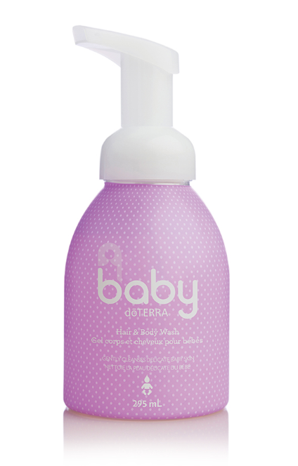 dōTERRA Baby® Hair & Body Wash