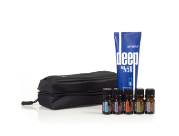 dōTERRA Athlete's Collection