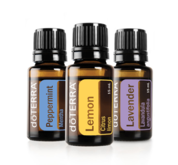 dōTERRA Beginner's Trio Collection