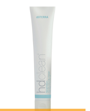 dōTERRA HD Clean®Facial Lotion