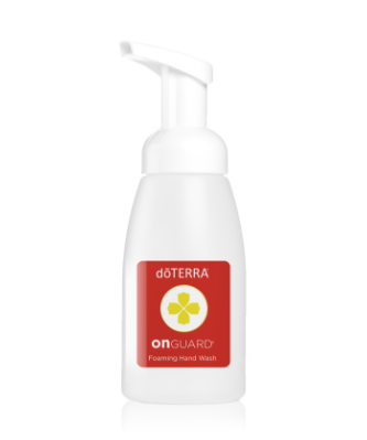 dōTERRA On Guard® Foaming Hand Wash Dispenser