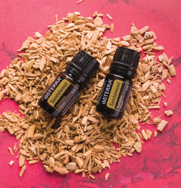 dōTERRA Sandalwood (Indian) Essential Oil - 5ml
