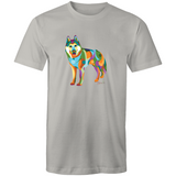 Pop Art - Husky - Mens T-Shirt