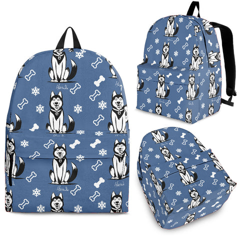 Icesky - Husky - Backpack