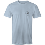 Faces - Labrador - Mens T-Shirt
