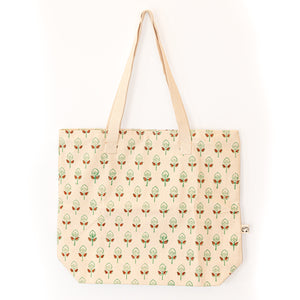 jungli phool eco bag