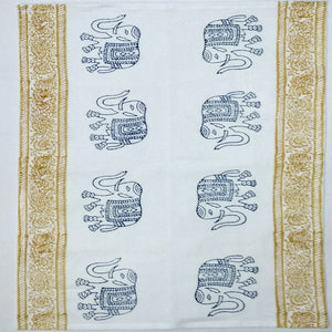 hathi tea towel