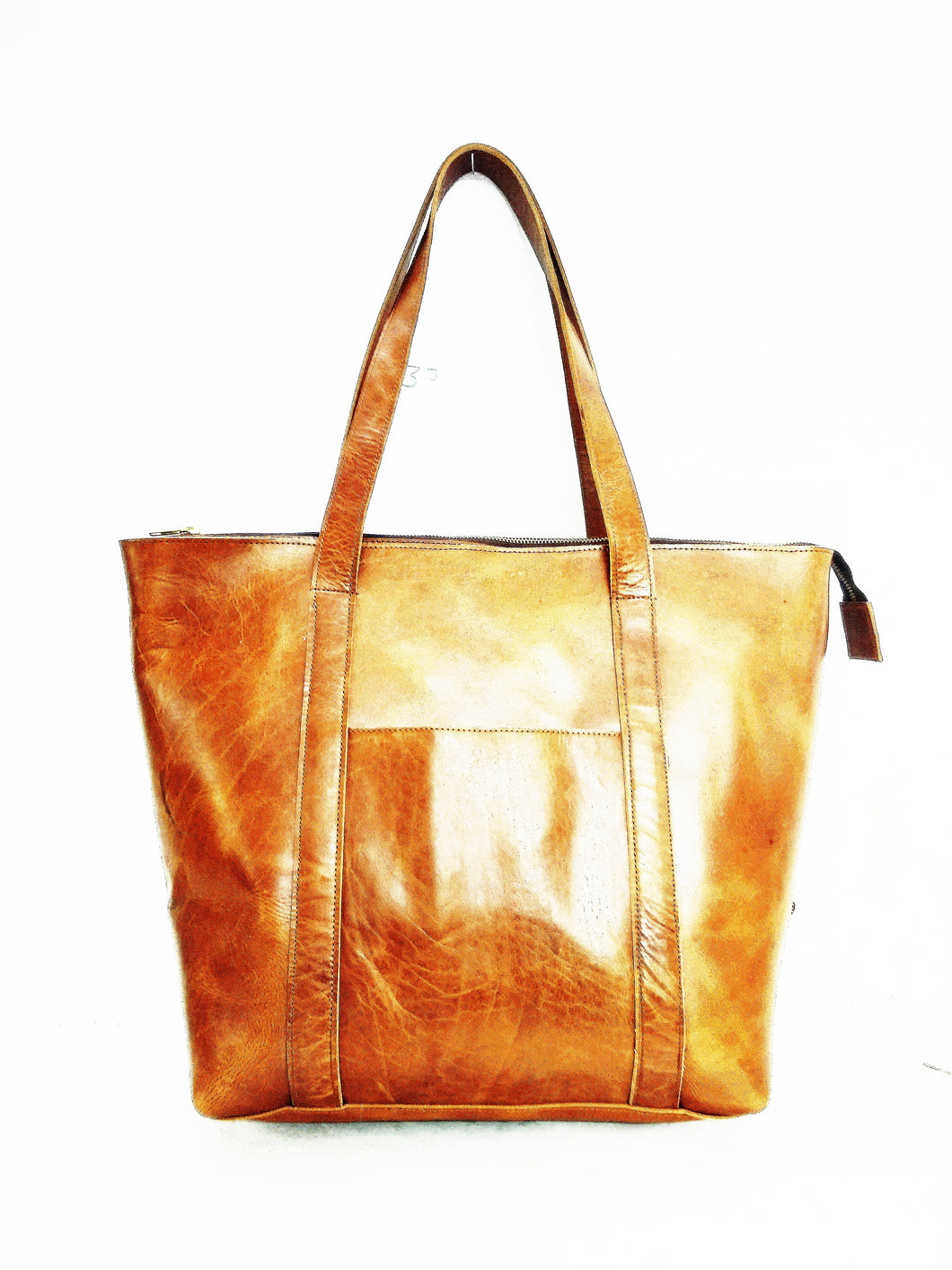 Lydia Leather tote bag