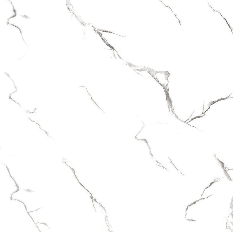 Million Bianco 60x60cm Porcelain Floor Tile (6119)