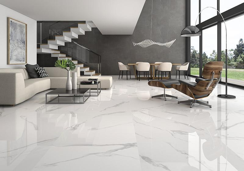 ITT Porcelain White Soul Wall and Floor Tile