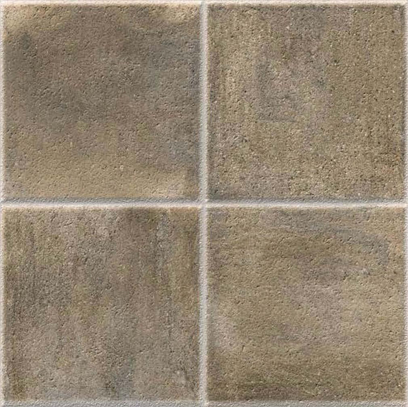 Paso Choco 40x40cm Porcelain Floor Tile (Parking Series)