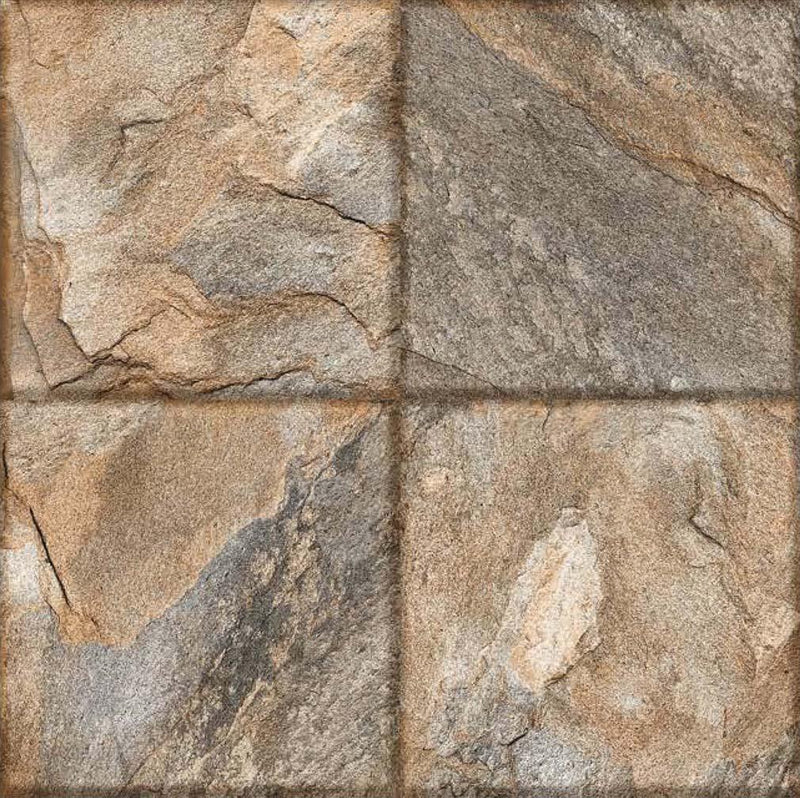 Paso Rock 40x40cm Porcelain Floor Tile (Parking Series)