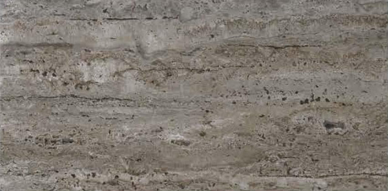 Travertino Grey 30x60cm Porcelain Wall and Floor Tile (GVT Series)