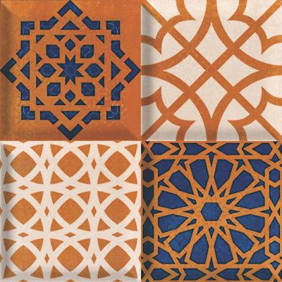 Piazza Decor Decorative Ceramic Wall Tile