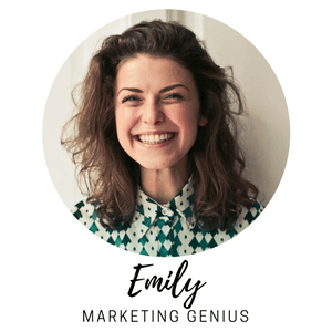 Emily Marketing Genius