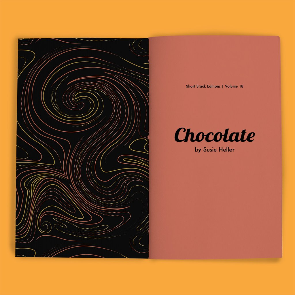 Chocolate (By Susie Heller)