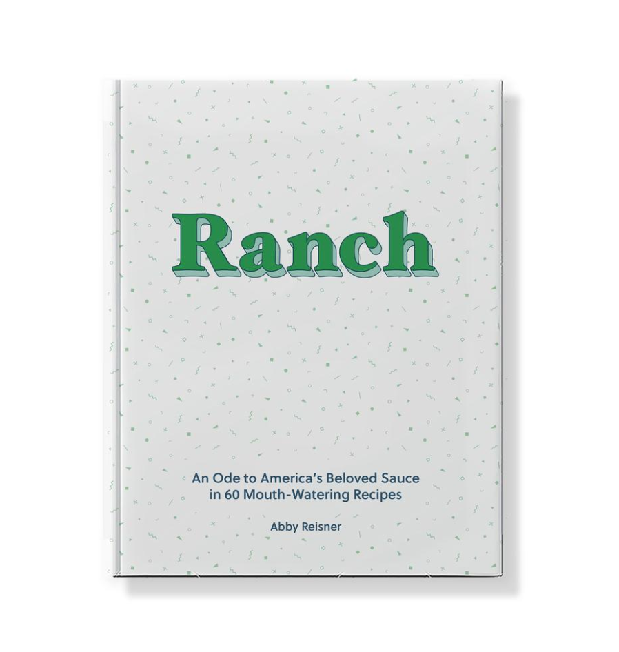 Ranch Dressing Book