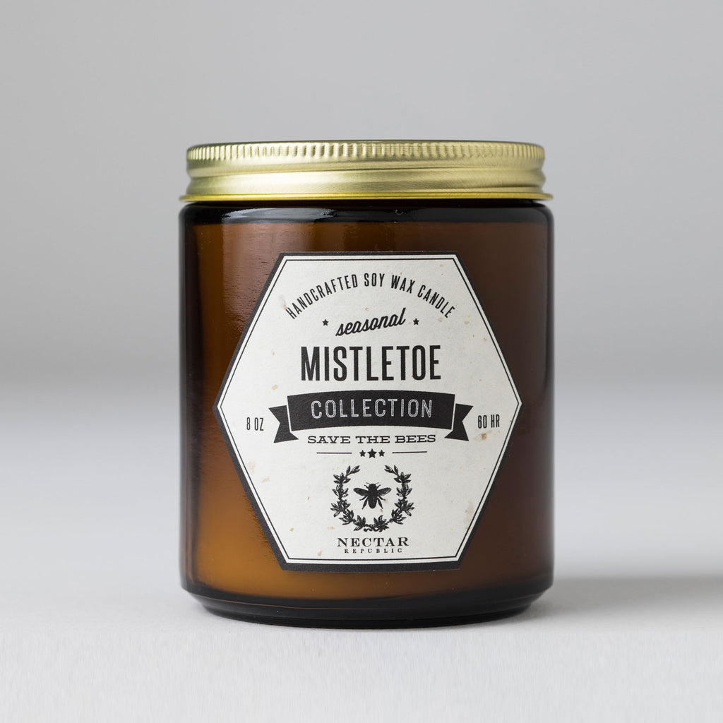 Mistletoe : Candle