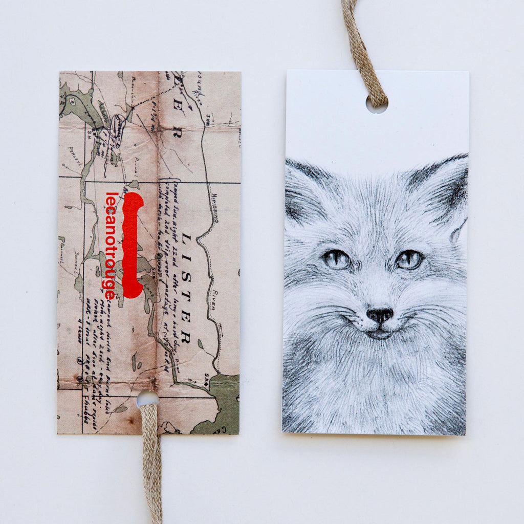 Quinn Bancroft Red Fox Gift Card
