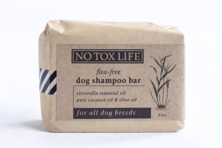 Flea-Free Dog Shampoo Bar (6 oz Shampoo Bar Only)