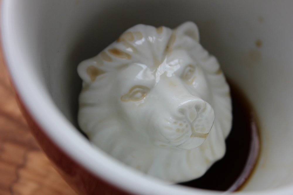 Creature Cups - Lion