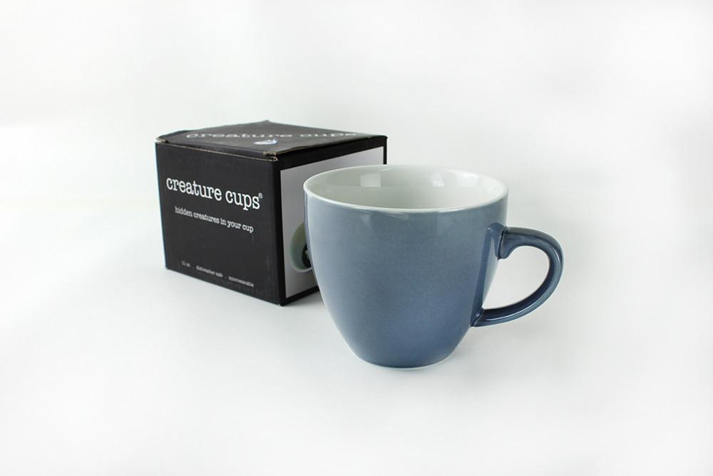 Creature Cups - Manatee (Wedgewood Blue)