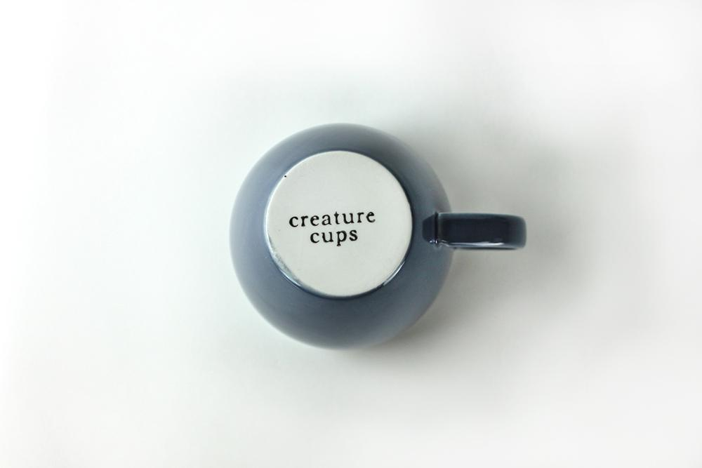 Creature Cups - Lobster (Wedgewood Blue)