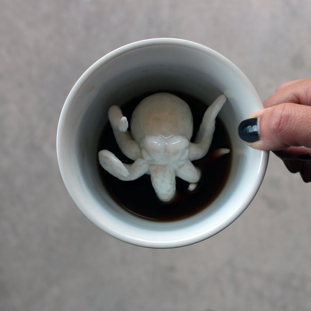 Creature Cups - Cthulhu  Creepy Cup (Black)