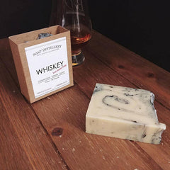 Whiskey Cold Process All Natural Small Batch Soap