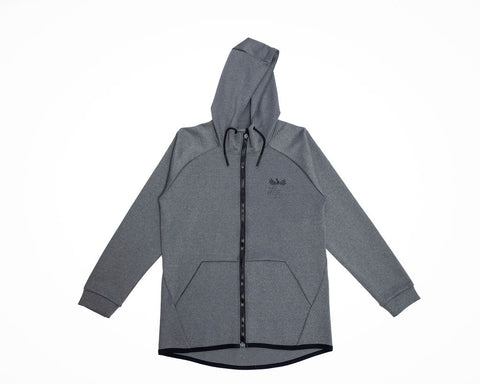 MEN'S RISE-HAI TRAINING HOODIE GREY