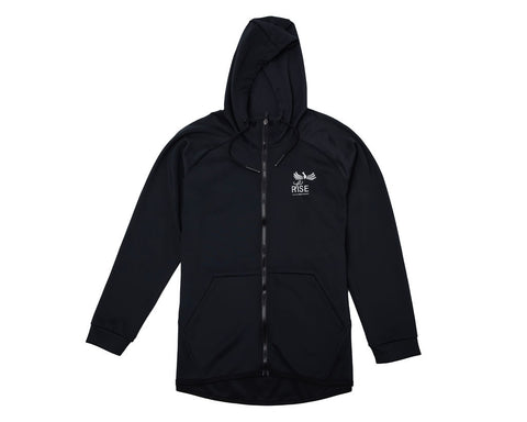 MEN'S RISE-HAI TRAINING HOODIE BLACK