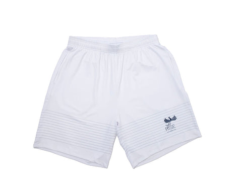 HAI-LITE SPORTS STARS AND STRIPES PERFORMANCE SHORTS WHITE