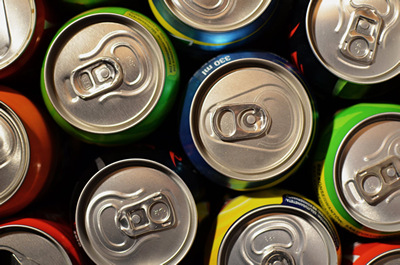 Soft Drinks contain Propylene Glycol