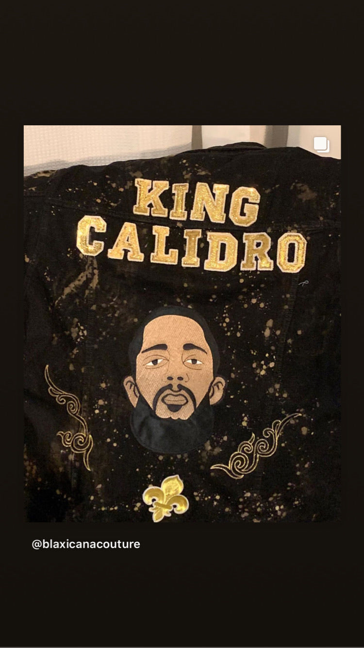 NIPSEY-King Calidro, Rapper