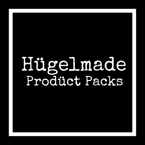 Hügelmade Prodüct Packs