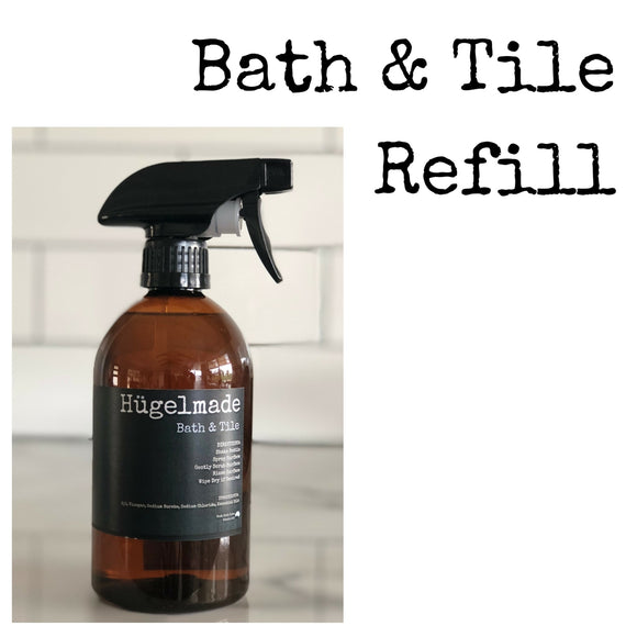 Bath & Tile Refill