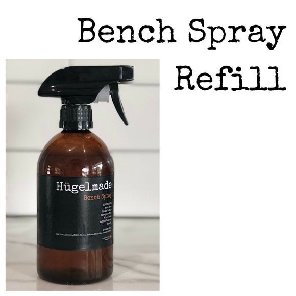 Bench Spray Standard Refill