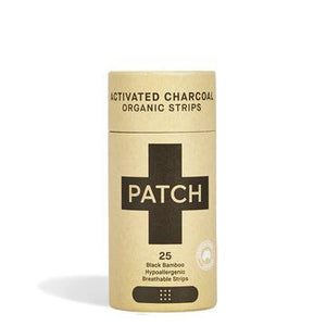 Patch Activated Charcoal Adhesive Strip