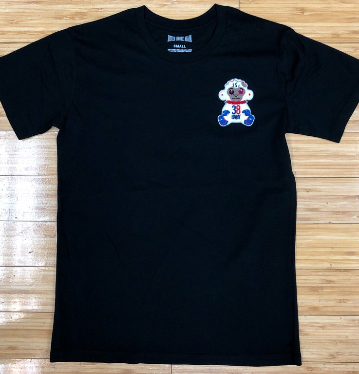 Never broke again 38 baby 4kt patch ss tee majorkeyclothingshop - What is 4kt gang ...