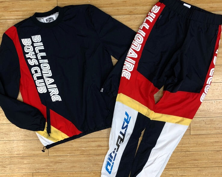 Billionaire boys club-bb trainer track suits