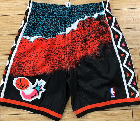 Mitchell & Ness- nba sublimated swingman shorts all star east 96