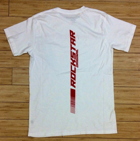 ROCKSTAR-WHITE ROY SHIRTS