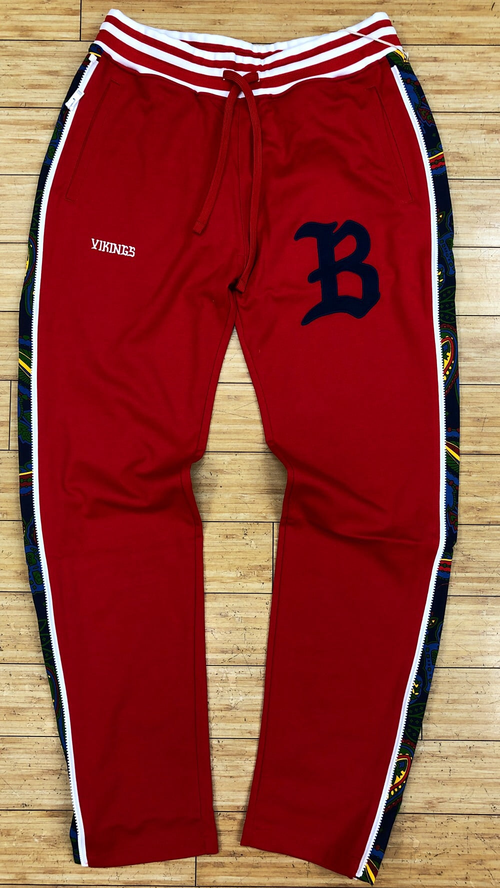 Billionaire boys club- warm up track pants