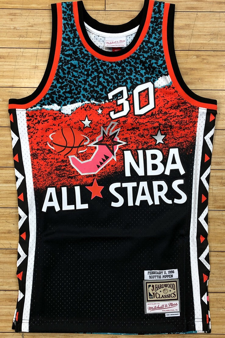 f0bfa638cc6c Mitchell   Ness- nba sublimated swingman jersey ase 96 Pippen ...