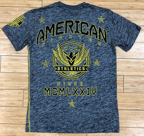 American fighter- capital ss tmt tee