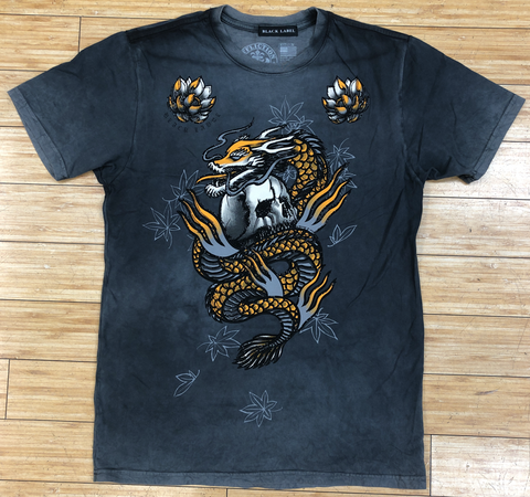 Affliction- dragon fire ss tee