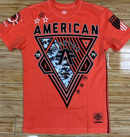 American fighter-goodwell ss tee