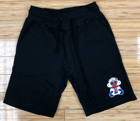 Never broke again- 38 baby 4KT patch shorts