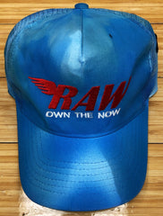 Rawyalty- raw (own the now) hat